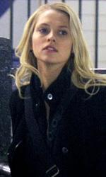 The Sorcerer's Apprentice: prime immagini - Teresa Palmer durante le riprese