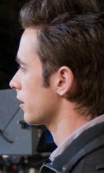Dragonball Evolution: nuove immagini - Justin Chatwin durante le riprese