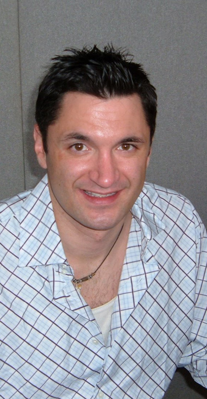andy hallett sthree