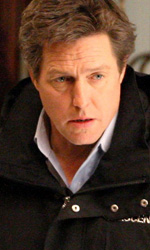 Did you hear about the Morgans? Le foto dal set - Hugh Grant mentre sta recitando