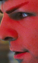 Star Trek sar� Pg-13 - Zachary Quinto interpreta Spock
