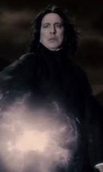 Harry Potter e il Principe Mezzosangue: quattro nuove immagini - Severus Snape vicino alla capanna di Hagrid