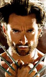 Wolverine testimonial per il latte - Wolverine per la pubblicità del latte