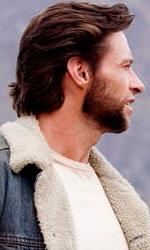 Wolverine testimonial per il latte - Jackman sul set