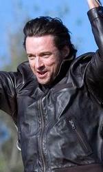 Wolverine testimonial per il latte - Hugh Jackman arriva in altalena