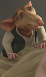 Le avventure del topino Despereaux, il film - Creature e Location: Un Tour di Dor