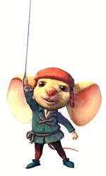 Le avventure del topino Despereaux, il film - Sinossi
