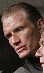Universal Soldiers: The Next Generation, prima immagine - Andrew Scott (Lundgren) e Luc Deveraux (Van Damme)