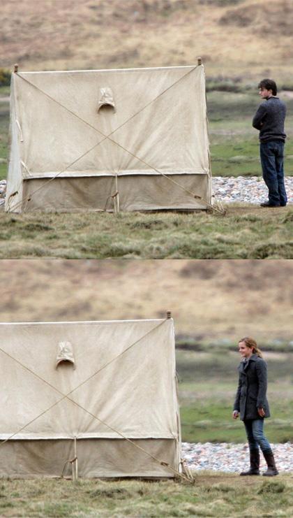 Harry Potter e i doni della morte - Parte I (2010)