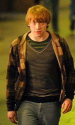 Harry Potter e i doni della morte: nuove foto dai set