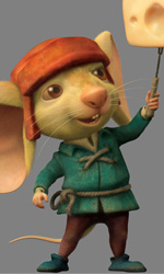 Le Avventure Del Topino Despereaux, la terza via all'animazione digitale - Una fiaba classica dal look fiammingo