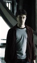 Harry Potter e il principe mezzosangue: nuove immagini di Dumbledore ed Harry
