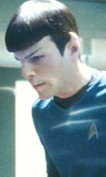 Star Trek: nuove immagini - Spock � interpretato da Zachary Quinto