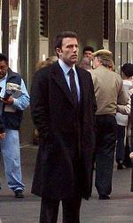 The Company Men: prime immagini dal set - Ben Affleck in versione uomo d'affari
