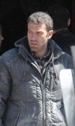 The Company Men: prime immagini dal set - Ben Affleck sul set