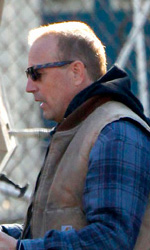 The Company Men: prime immagini dal set - Affleck e Costner sul set