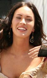 Jonah Hex: nuove foto dal set - Megan Fox sul set