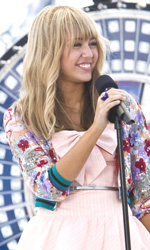 Hannah Montana: The Movie, il film - La musica � una seconda lingua
