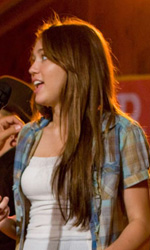 Hanna Montana: The Movie, la fotogallery - Miley Stewart (Miley Cyrus) in una scena del film