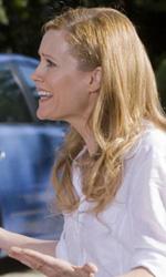 Funny People: prime immagini - Clarke (Eric Bana) e Laura (Leslie Mann)