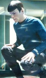 Star Trek, il film - Zachary Quinto � Spock
