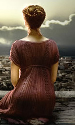 Agora: uscito il poster ufficiale - Rachel Weisz mentre guarda la citt� di Alessandria