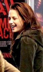 New Moon: Stewart e Lautner sul set del cinema - Bella (Kristen Stewart)