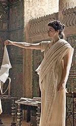 Agora: prime immagini - Hypatia (Rachel Weisz) in una scena