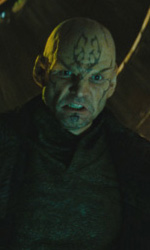 Star Trek: rivelato il cameo di William Shatner - Nero (Eric Bana)