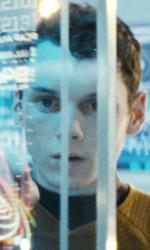 Star Trek: rivelato il cameo di William Shatner - Chekov (Anton Yelchin)