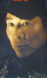 The Expendables: i primi poster - Il character poster di Jet Li