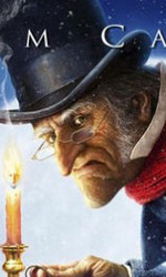 A Christmas Carol: il poster ufficiale
