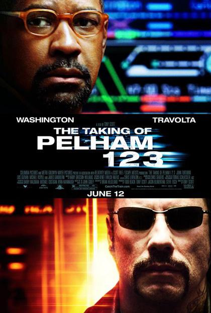 Pelham 1-2-3: Ostaggi in metropolitana (2009)