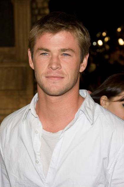 Chris Hemsworth sar l'eroe Marvel