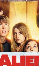New Moon: il poster ufficiale - Il poster di Alieni in soffitta