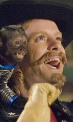 Notte al museo 2 � La fuga: come mai c'� Darth Vader? - Il generale Custer (Bill Hader) e la scimmia spaziale