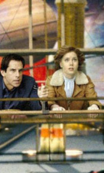 Notte al museo 2 – La fuga: come mai c'è Darth Vader? - Larry Daley (Ben Stiller) e Amelia Earhart (Amy Adams)