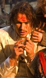Parnassus � L'uomo che voleva ingannare il diavolo: nuove foto - Tony (Heath Ledger) e Valentina (Lily Cole)