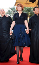 Cannes: tutti pronti per la chiusura - Il cast di <em>Face</em>
