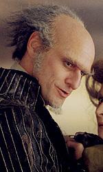 C'è la possibilità di un sequel di Lemony Snicket? - Il Conte Olaf (Jim Carrey) e zia Josephine (Meryl Streep)