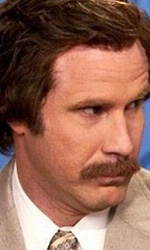 Ferrell, Carell, Rudd e McKay si incontreranno per Anchorman 2 - Ron Burgundy (Will Ferrell)