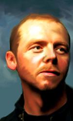 Seth Rogen sar� l'ossessione aliena di Simon Pegg - Nick Frost e Simon Pegg