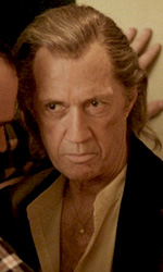 David Carradine trovato morto - David Carradine in Kill Bill 2