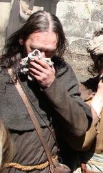 Black Death: prime immagini del nuovo film di Sean Bean - Una scena del film