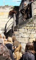 Black Death: prime immagini del nuovo film di Sean Bean - Il set