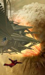 Star Trek: i concept art di James Clyne - Il trapano spaziale
