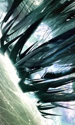 Star Trek: i concept art di James Clyne - La Narada e il buco nero