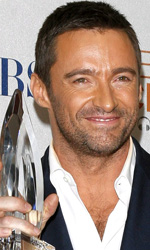 People's Choice Awards 2010: il red carpet - Hugh Jackman, miglior star action