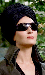 In foto Uma Thurman (47 anni)