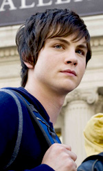 In foto Logan Lerman (24 anni)